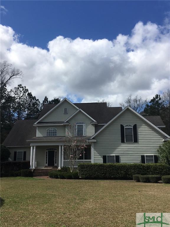 517 Southbridge Boulevard, Savannah, GA 31405 (MLS #185541) :: Coastal Savannah Homes
