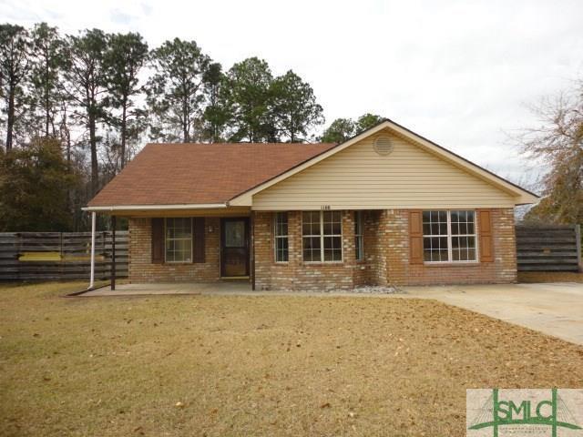 1100 Cobra Circle, Hinesville, GA 31313 (MLS #185647) :: The Robin Boaen Group
