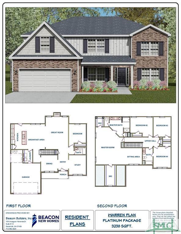 200 Wicklow Drive, Richmond Hill, GA 31324 (MLS #185743) :: Karyn Thomas