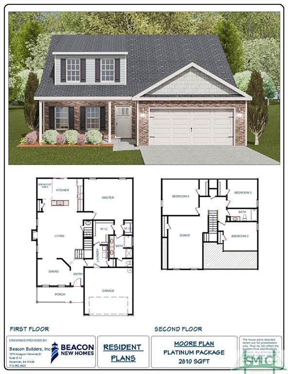 325 Wicklow Drive, Richmond Hill, GA 31324 (MLS #185763) :: The Arlow Real Estate Group