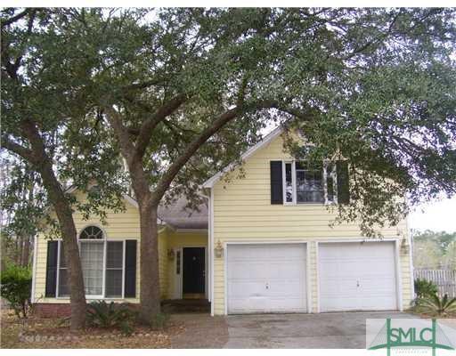 117 Longwood Drive, Savannah, GA 31405 (MLS #185795) :: Coastal Savannah Homes