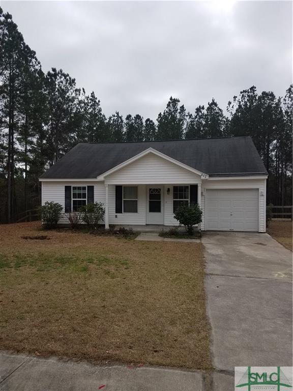 447 Shadowbrook Circle, Springfield, GA 31329 (MLS #185807) :: Coastal Savannah Homes
