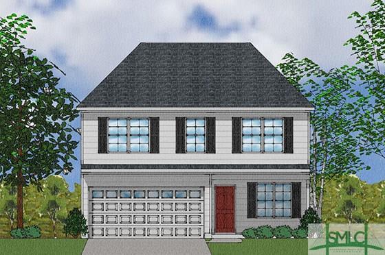 2 Blackberry Circle, Guyton, GA 31312 (MLS #186154) :: The Arlow Real Estate Group