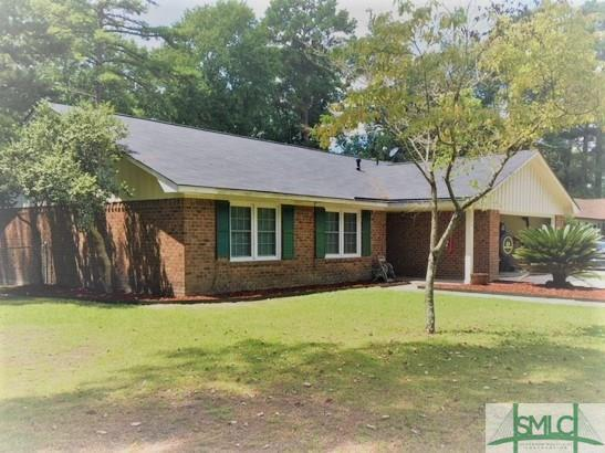 703 Birchwood Road, Savannah, GA 31419 (MLS #186238) :: Karyn Thomas