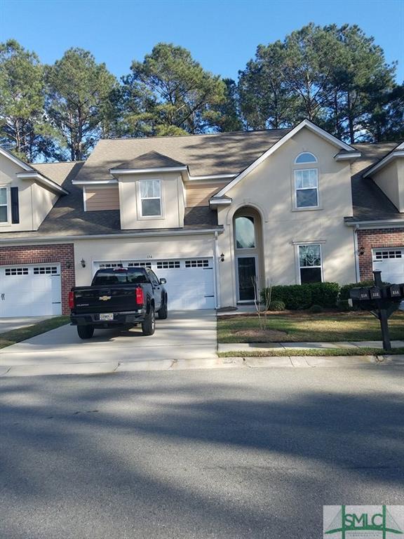 154 Royal Lane, Pooler, GA 31322 (MLS #186263) :: Coastal Savannah Homes