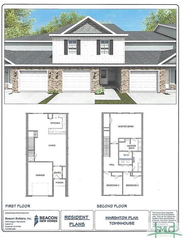 433 Governor Truetlen Circle, Pooler, GA 31322 (MLS #186290) :: The Arlow Real Estate Group