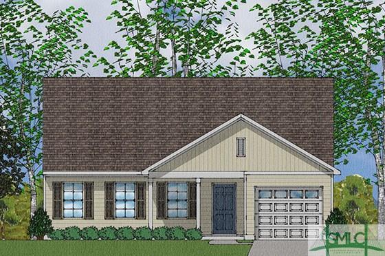 21 Summer Place Drive, Guyton, GA 31312 (MLS #186909) :: Coastal Savannah Homes