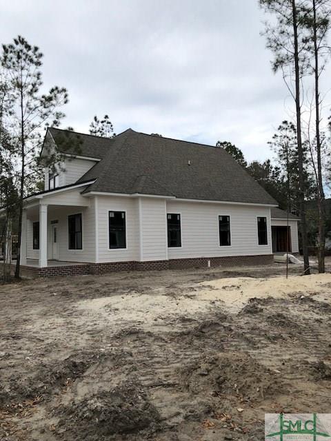 235 Blackjack Oak Drive W, Richmond Hill, GA 31324 (MLS #187085) :: The Arlow Real Estate Group