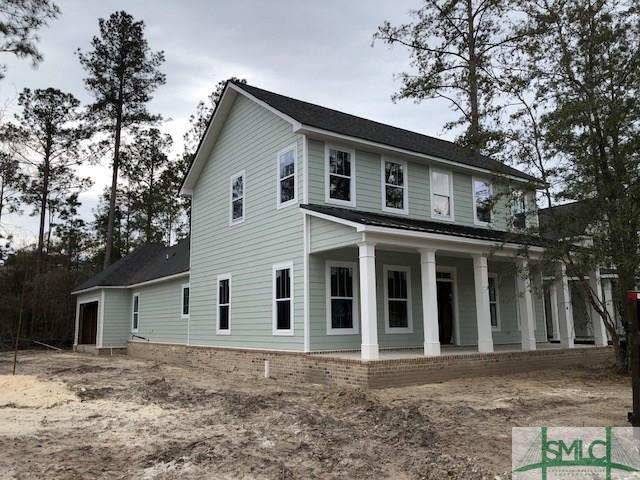 245 Blackjack Oak Drive W, Richmond Hill, GA 31324 (MLS #187086) :: The Arlow Real Estate Group
