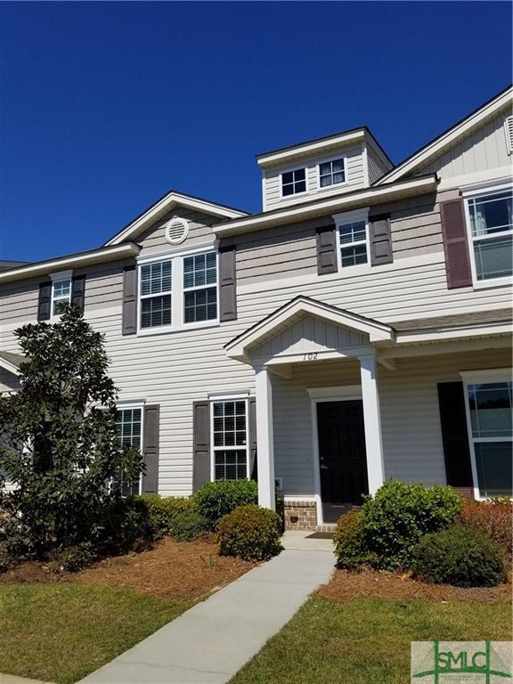 102 Sonata Circle, Pooler, GA 31322 (MLS #187194) :: The Arlow Real Estate Group