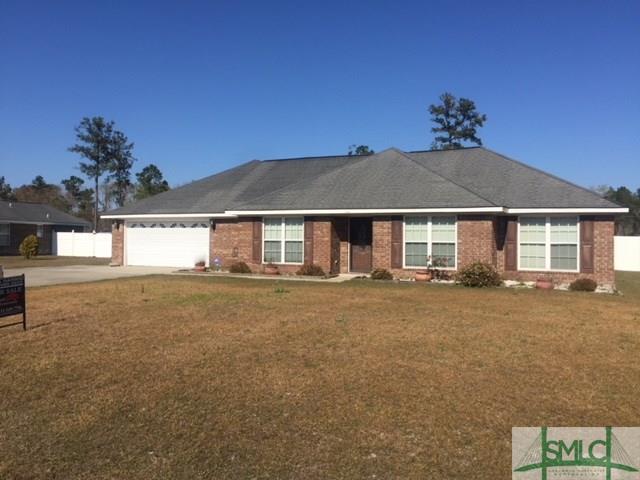 101 Cobble Stone Lane, Hinesville, GA 31313 (MLS #187321) :: The Arlow Real Estate Group
