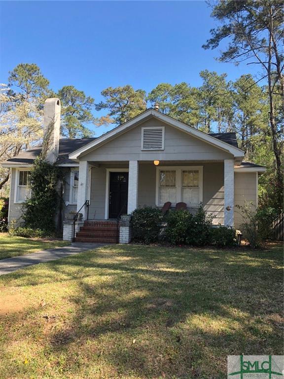 7414 Hemlock Avenue, Savannah, GA 31406 (MLS #187663) :: Teresa Cowart Team