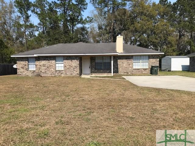 1318 Loblolly Drive, Hinesville, GA 31313 (MLS #187801) :: McIntosh Realty Team