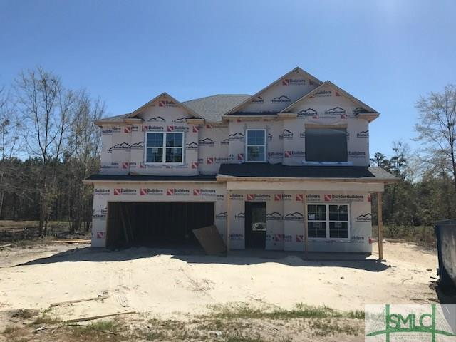 347 Timberland Circle, Richmond Hill, GA 31324 (MLS #187965) :: The Arlow Real Estate Group