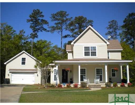 454 Beauly Drive, Richmond Hill, GA 31324 (MLS #188207) :: Coastal Savannah Homes