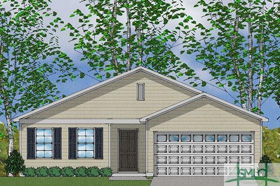 14 Easy Street, Guyton, GA 31312 (MLS #188437) :: The Arlow Real Estate Group