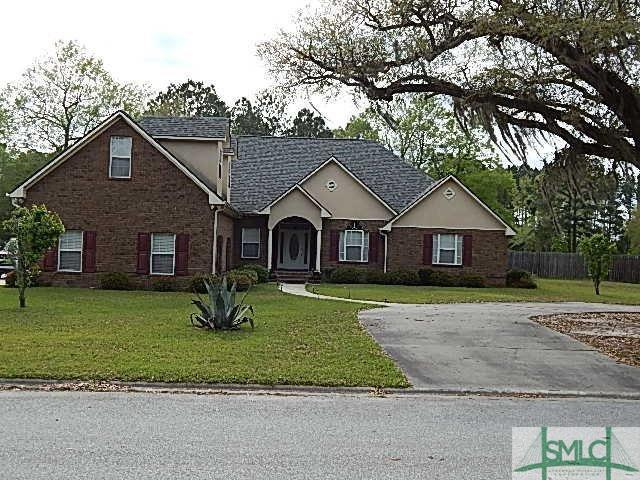 119 Hughes Drive, Midway, GA 31320 (MLS #188524) :: Coastal Savannah Homes