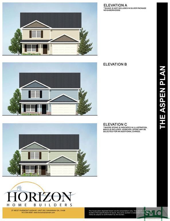 614 Bledsoe Drive, Guyton, GA 31312 (MLS #188618) :: Karyn Thomas