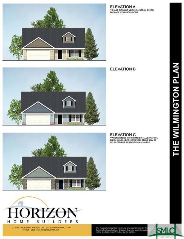 616 Bledsoe Drive, Guyton, GA 31312 (MLS #188622) :: Karyn Thomas