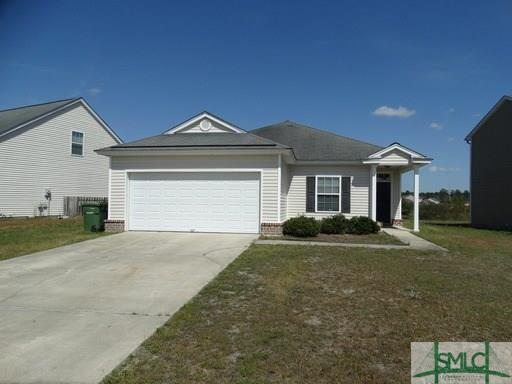 107 Archwood Drive, Savannah, GA 31407 (MLS #188731) :: Coastal Savannah Homes