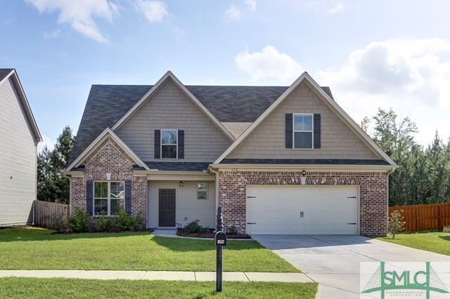 172 Green Paddock Circle, Guyton, GA 31312 (MLS #188841) :: The Arlow Real Estate Group