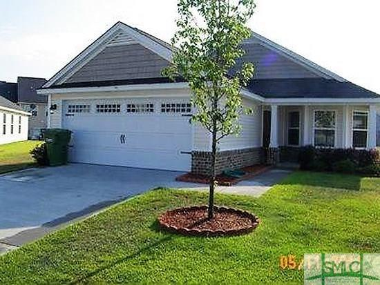 198 Fox Glen Court, Port Wentworth, GA 31407 (MLS #188971) :: The Arlow Real Estate Group