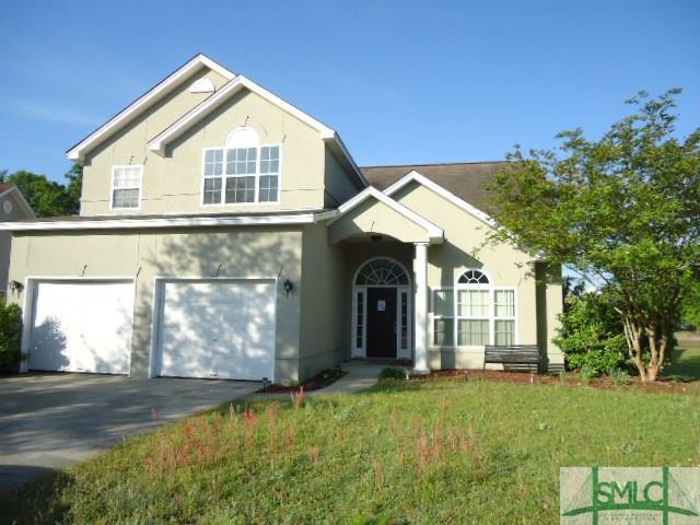 407 Stonebridge Circle, Savannah, GA 31419 (MLS #189280) :: Coastal Savannah Homes