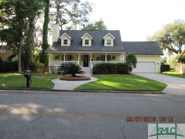 226 Deerwood Road, Savannah, GA 31410 (MLS #189943) :: The Robin Boaen Group