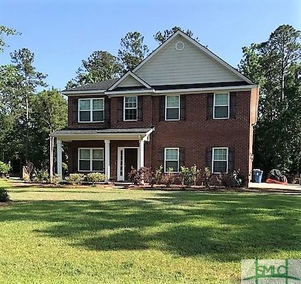 520 Dalcross Drive, Richmond Hill, GA 31324 (MLS #190113) :: The Arlow Real Estate Group