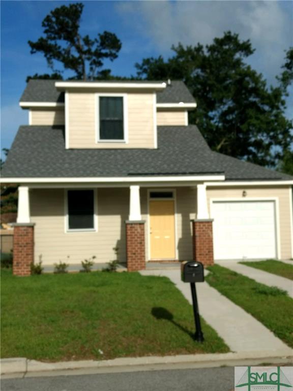 243 Crescent Drive, Savannah, GA 31404 (MLS #190580) :: Coastal Savannah Homes