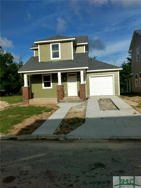 245 Crescent Drive, Savannah, GA 31404 (MLS #190581) :: Coastal Savannah Homes