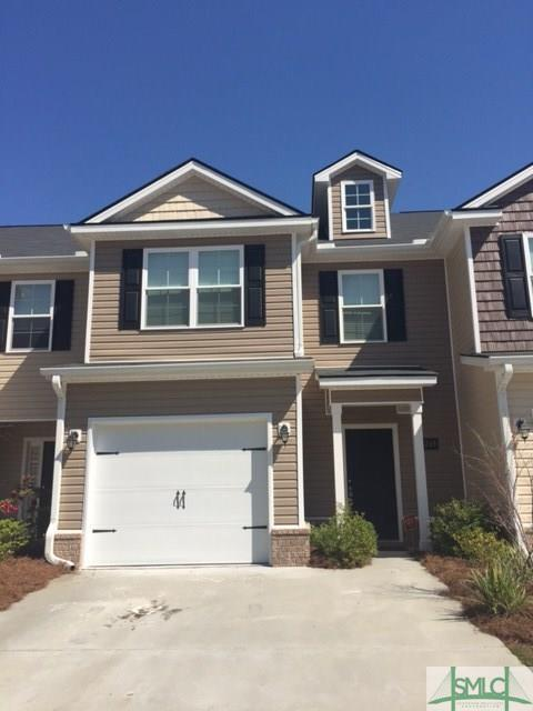 265 Cantle Drive, Richmond Hill, GA 31324 (MLS #191828) :: The Arlow Real Estate Group