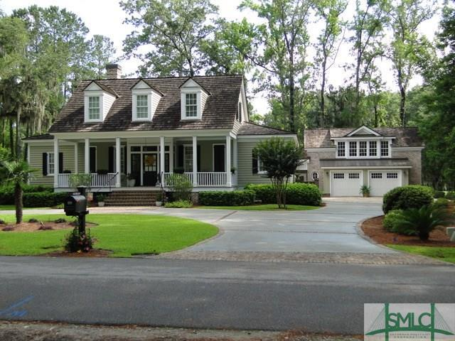 60 Myrtle Grove Lane, Richmond Hill, GA 31324 (MLS #192048) :: The Arlow Real Estate Group