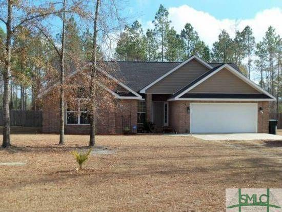 280 Poole Road SE, Ludowici, GA 31316 (MLS #192068) :: The Robin Boaen Group