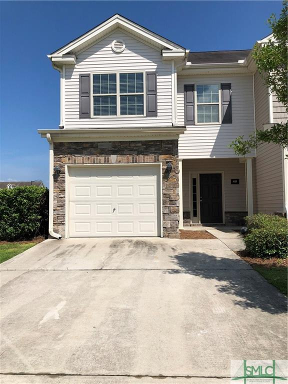 445 Canyon Oak Loop, Richmond Hill, GA 31324 (MLS #192854) :: Coastal Savannah Homes