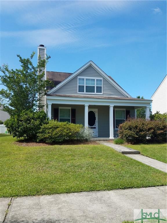 33 Westbourne Way, Pooler, GA 31322 (MLS #192915) :: Coastal Savannah Homes
