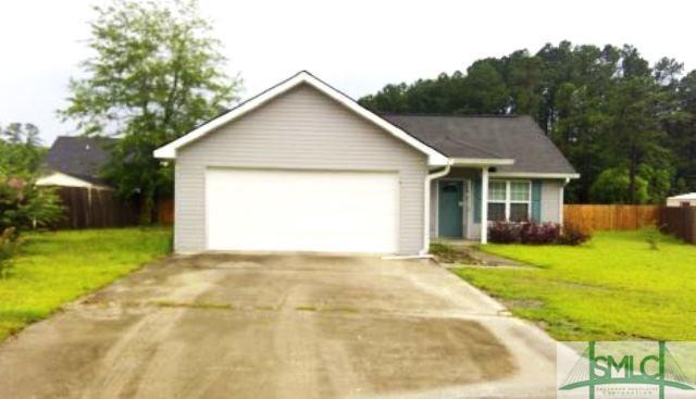 127 Quarterhorse Drive, Guyton, GA 31312 (MLS #193060) :: Coastal Savannah Homes
