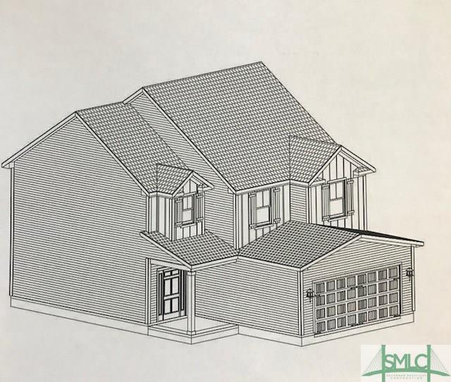 234 Freedom Trail, Guyton, GA 31312 (MLS #193125) :: The Arlow Real Estate Group