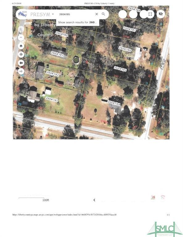 0 2nd Street, Midway, GA 31320 (MLS #193208) :: The Arlow Real Estate Group