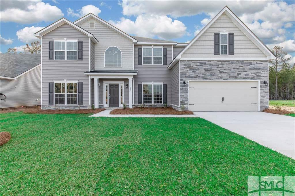 137 Grimsby Road, Savannah, GA 31407 (MLS #193337) :: The Arlow Real Estate Group