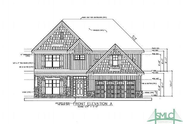 113 Cypress Loop, Bloomingdale, GA 31302 (MLS #193835) :: Coastal Savannah Homes