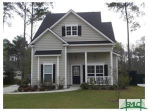 120 Tupelo Trail, Richmond Hill, GA 31324 (MLS #193965) :: The Arlow Real Estate Group