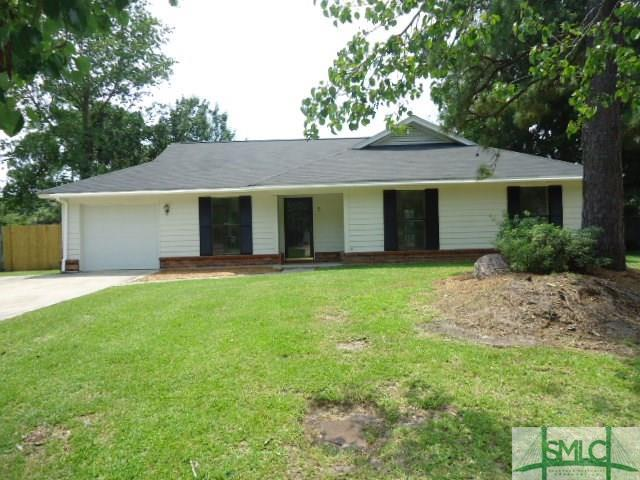 5 Timbers Way, Savannah, GA 31406 (MLS #194153) :: The Arlow Real Estate Group
