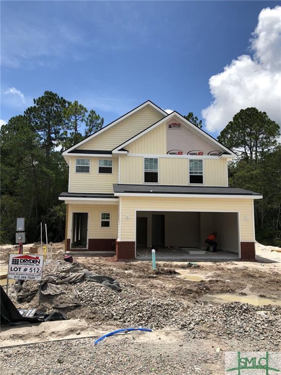 1307 Karen Court, Hinesville, GA 31313 (MLS #194478) :: The Arlow Real Estate Group