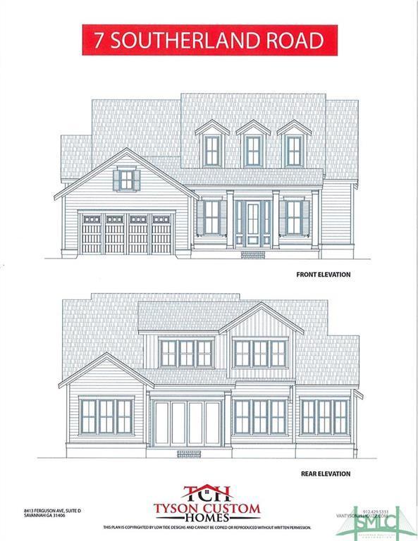 7 Southerland Road, Savannah, GA 31411 (MLS #194519) :: The Arlow Real Estate Group