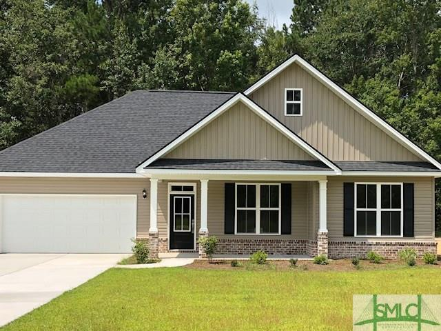 237 Shiloh Drive, Brooklet, GA 30417 (MLS #194538) :: The Randy Bocook Real Estate Team