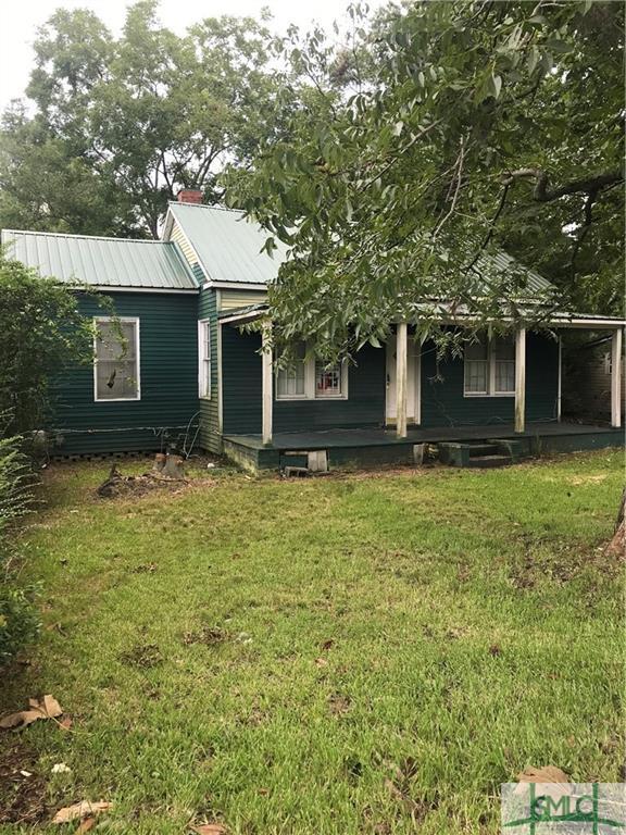 108 N Coastal Highway, Port Wentworth, GA 31407 (MLS #194557) :: The Randy Bocook Real Estate Team