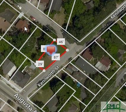 0 Cullman Street, Savannah, GA 31415 (MLS #194573) :: The Arlow Real Estate Group