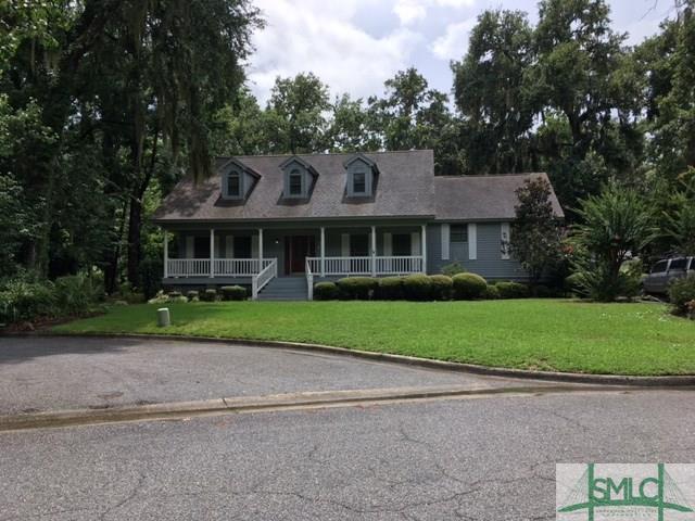 5 Landon Lane, Savannah, GA 31410 (MLS #194633) :: Karyn Thomas