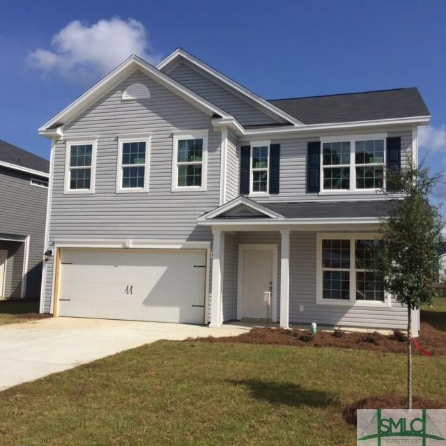 211 Tanzania Trail, Pooler, GA 31322 (MLS #194843) :: The Arlow Real Estate Group